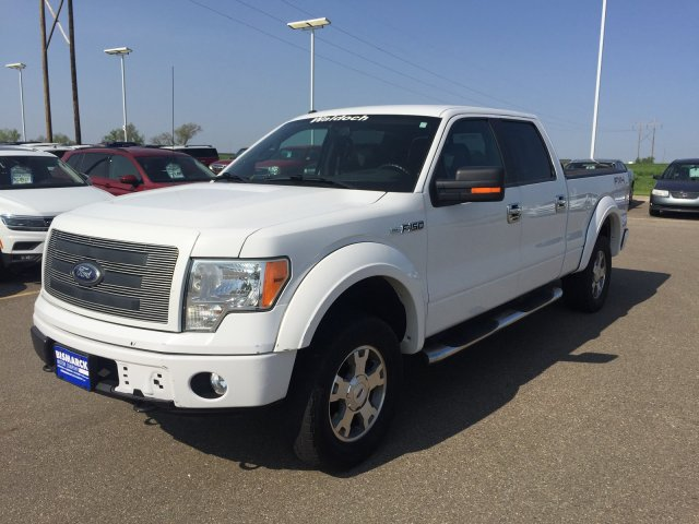 Pre-Owned 2010 Ford F-150 FX4