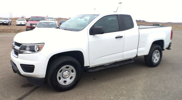 Pre-Owned 2015 Chevrolet Colorado 2WD WT