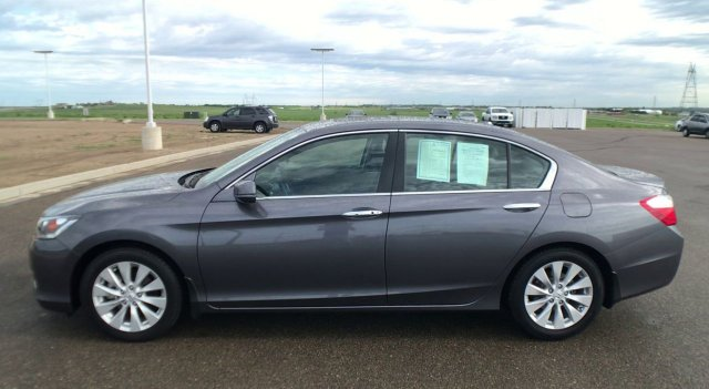 Certified Pre-Owned 2015 Honda Accord Sedan EX-L