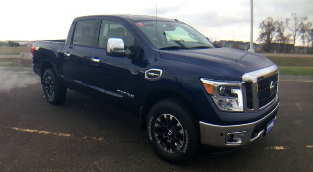 Certified Pre-Owned 2017 Nissan Titan SL