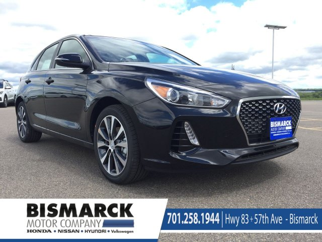 New 2019 Hyundai Elantra Gt Base Fwd Hatchback