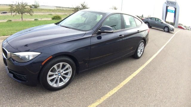 Pre-Owned 2015 BMW 3 Series Gran Turismo 328i xDrive
