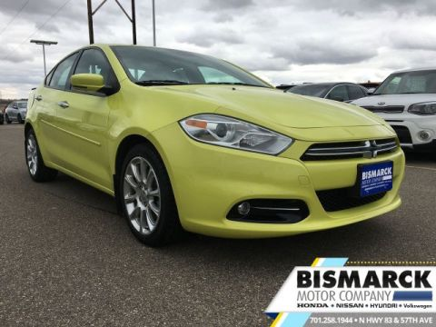 Pre-Owned 2013 Dodge Dart Limited