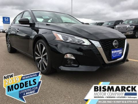 New 2019 Nissan Altima 2.0 Platinum Turbo