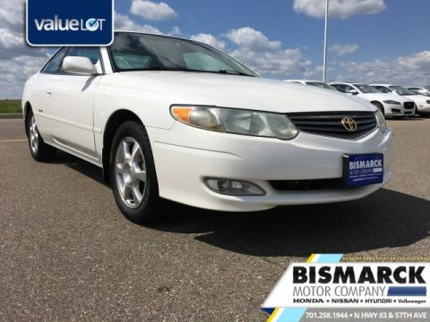 Pre-Owned 2002 Toyota Camry Solara SE
