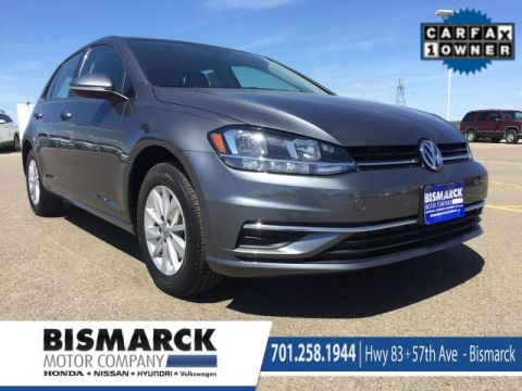 Pre-Owned 2018 Volkswagen Golf S