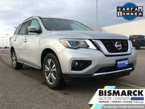 Certified Pre-Owned 2019 Nissan Pathfinder SL